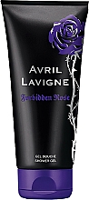 Fragrances, Perfumes, Cosmetics Avril Lavigne Forbidden Rose - Shower Gel
