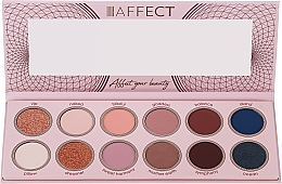 Fragrances, Perfumes, Cosmetics Eyeshadow Palette - Affect Cosmetics Sweet Harmony