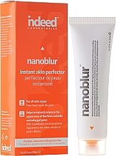 Fragrances, Perfumes, Cosmetics Face Cream - Indeed Laboratories Nanoblur Instant Skin Perfector Blurring Cream