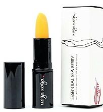 Fragrances, Perfumes, Cosmetics Natural Lip Balm with Sea Buckthorn Oil - Uoga Uoga Natural Lip Balm With Sea-Buckthorn Oil