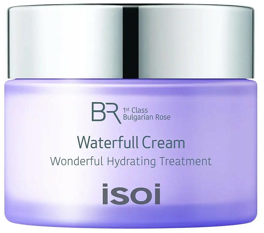 Face Cream - Isoi Bulgarian Rose Waterfull Cream