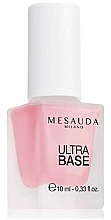 Fragrances, Perfumes, Cosmetics Strengthening Base Coat - Mesauda Milano Ultra Base 104