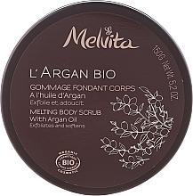 Fragrances, Perfumes, Cosmetics Body Scrub - Melvita L'Argan Bio Body Scrub
