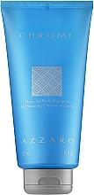 Fragrances, Perfumes, Cosmetics Azzaro Chrome - Shower Gel