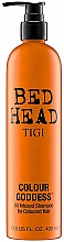Fragrances, Perfumes, Cosmetics Color Enhancing Shampoo - Tigi Bed Head Colour Goddess Oil Infused Shampoo