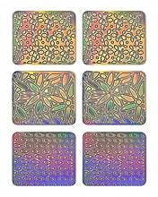 Fragrances, Perfumes, Cosmetics Nail Art Stickers, 3704 - Neess Patternness