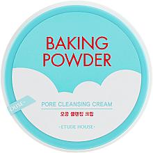 Fragrances, Perfumes, Cosmetics Soda Pore Cleansing Cream - Etude House Baking Powder Pore Cleansing Cream