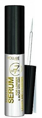 Lash & Brow Growth Serum - Vollare Cosmetics Professional Serum