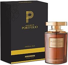 Fragrances, Perfumes, Cosmetics Al Haramain Portfolio Imperial Oud - Eau de Parfum
