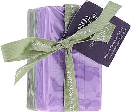 "Fragrances, Perfumes, Cosmetics Set ""Olive and Jasmine"" - Le Chatelard 1802 Olive & Jasmin (soap/100g + soap/100g)"