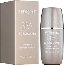 Fragrances, Perfumes, Cosmetics Antiperspirant Deodorant - La Biosthetique SPA Le Deodorant