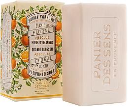 Fragrances, Perfumes, Cosmetics Orange Blossom Soap - Panier des Sens Orange Blossom Perfumed Soap