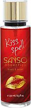 "Fragrances, Perfumes, Cosmetics Body Spray ""Kiss Spell"" - Sanso Cosmetics Kiss Spell Body Spray"