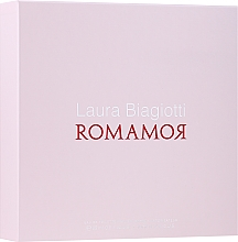 Fragrances, Perfumes, Cosmetics Laura Biagiotti Romamor - Set (edt/25ml + edt/10ml)