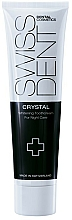 Fragrances, Perfumes, Cosmetics Toothpaste - SWISSDENT Crystal Repair and Whitening Toothcream For Night Care