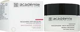 Fragrances, Perfumes, Cosmetics Anti-Redness Face Cream - Academie Visage Program For Redness
