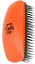 Fragrances, Perfumes, Cosmetics Massage Hair Brush, orange - Beter Deslia Pro