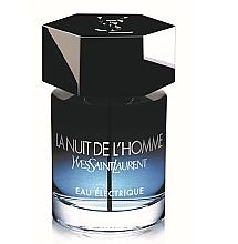 Fragrances, Perfumes, Cosmetics Yves Saint Laurent La Nuit De L'homme Eau Electrique - Eau de Toilette