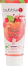 Fragrances, Perfumes, Cosmetics Shower Gel - Bubble T Peach Ice Tea Shower Gel