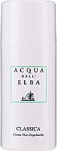 Fragrances, Perfumes, Cosmetics Acqua dell Elba Classica Men - After Shave Cream