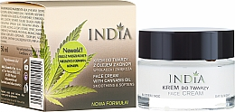 Fragrances, Perfumes, Cosmetics Cannabis Oil Face Cream - India Face Cream With Cannabis