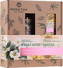 Fragrances, Perfumes, Cosmetics Set - Farmona Herbal Care Arnica & Rose Flower (f/cr/50ml + micellar water/400ml)