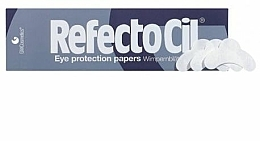 Fragrances, Perfumes, Cosmetics Eye Protection Papers (96 pcs) - RefectoCil Eye Protection Papers