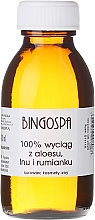 Fragrances, Perfumes, Cosmetics Aloe, Flax and Chamomile Extract 100% - BingoSpa