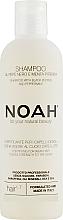 Fragrances, Perfumes, Cosmetics Moisturizing Black Pepper & Mint Shampoo - Noah