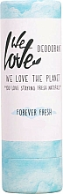 Fragrances, Perfumes, Cosmetics Moisturizing Deodorant Stick - We Love The Planet Forever Fresh Deodorant Stick