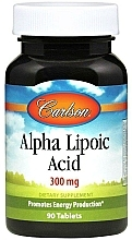 Fragrances, Perfumes, Cosmetics Alpha Lipoic Acid, 300mg - Carlson Labs Alpha Lipoic Acid