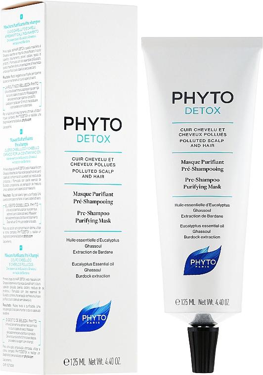 Hair Mask - Phyto Pre-Shampoo Purifying Mask