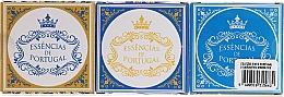 Fragrances, Perfumes, Cosmetics Set - Essencias De Portugal Living Portugal (soap/3x50g)
