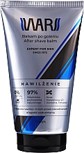 Fragrances, Perfumes, Cosmetics Moisturizing After Shave Balm - Miraculum Wars Fresh