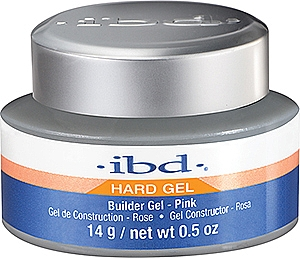 Nail Builder Gel, pink - IBD Builder Pink Gel