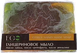 Fragrances, Perfumes, Cosmetics Citrus Glycerin Soap - ECO Laboratorie Citrus Hand Made Soap