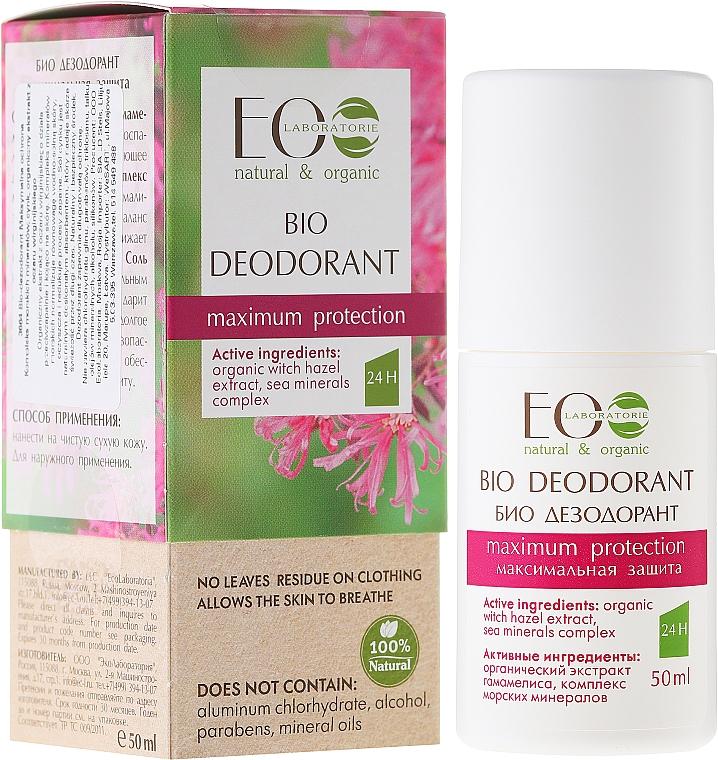 """Bio-Deodorant """"Maximum Protection"""" - ECO Laboratorie Bio Deodorant"""