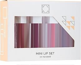 Fragrances, Perfumes, Cosmetics Set - Ofra To: Me Mini Liquid Lipstick Set (lipstick/4x8g)