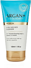 Fragrances, Perfumes, Cosmetics Face Cleanser - Argan+ Argan Oil 5-Oil Infused Cleanser