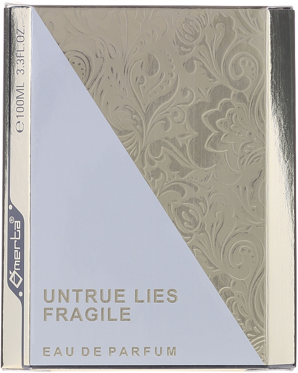 Omerta Untrue Lies Fragile - Eau de Parfum