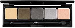 Fragrances, Perfumes, Cosmetics Eyeshadow Palette - NoUBA Urban Charmer Palette Eyeshadow