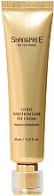 Fragrances, Perfumes, Cosmetics Nourishing Moisturizing Eye Cream - Shangpree Gold Solution Care Eye Cream