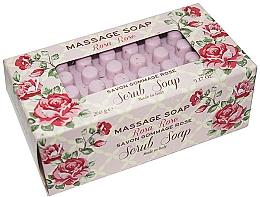 Fragrances, Perfumes, Cosmetics Rose Massage Scrub Soap - Gori 1919 Massage Scrub Soap Rose