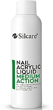 Fragrances, Perfumes, Cosmetics Acrylic Liquid - Silcare Nail Acrylic Liquid Standart Medium Action