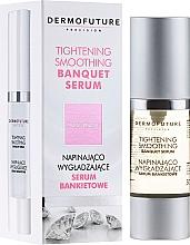 Fragrances, Perfumes, Cosmetics Smoothing Serum - DermoFuture Tightening Smoothing Banquet Serum