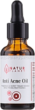 Fragrances, Perfumes, Cosmetics Anti Acne Oil - Natur Planet Anti Acne Oil