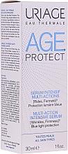 Fragrances, Perfumes, Cosmetics Anti-Wrinkle Intensive Facial Serum - Uriage Age Protect Multi-Action Intensive Serum