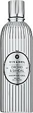 Orchid & Sandalwood Shower Gel - Vivian Gray Vivanel Orchid & Sandal — photo N1