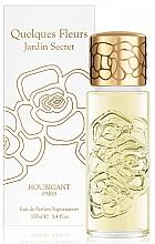 Fragrances, Perfumes, Cosmetics Houbigant Quelques Fleurs Jardin Secret - Eau de Parfum
