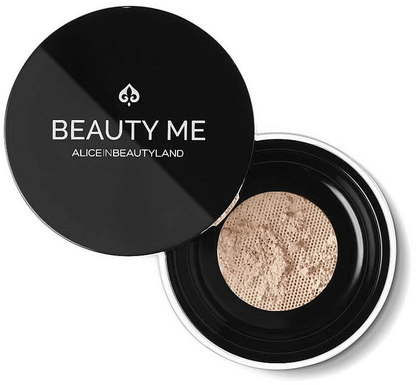 Compact Mineral Powder - Alice In Beautyland Beauty Me Mineral Foundation